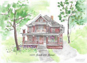 1221 S. 6th Street, Terre Haute