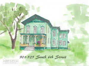 901-525 S. 6th Street, Terre Haute