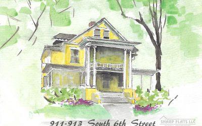 911-913 S. 6th Street, Terre Haute