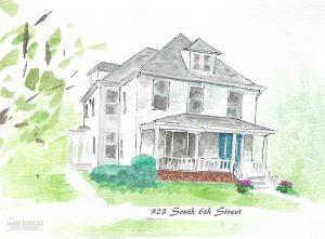 923 S. 6th Street Terre Haute