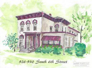 926-930 S. 6th Street, Terre Haute