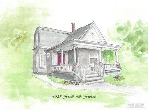 1027 S. 4th Street Apt. #1