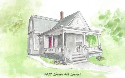 1027 S. 4th Street Apt. #2