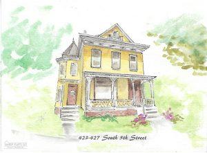 423-427 S. 5th Street, Terre Haute