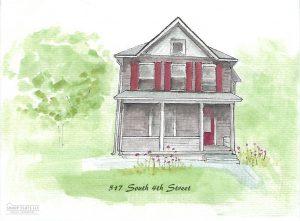 517 S. 4th Street, Terre Haute