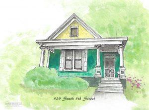 529 S. 5th Street, Terre Haute
