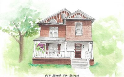 619 S. 5th Street Apt #3