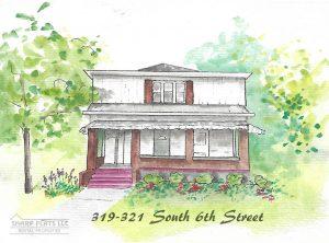319-321 S. 6th Street, Terre Haute