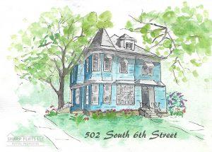 502 S. 6th Street, Terre Haute