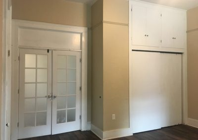 Bedroom #1 and closet