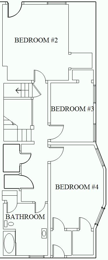 913 Second floor