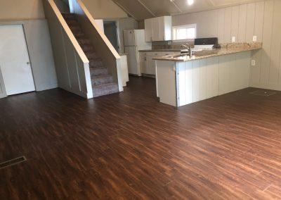 Living room & kitchen-2